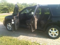 Picture of 2003 GMC Envoy 4 Dr SLE 4WD SUV, interior, exterior