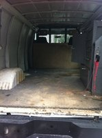 Picture of 1995 Chevrolet Chevy Van 3 Dr G30 Cargo Van, interior