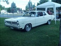 1967 Mercury Comet Picture Gallery