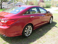 Picture of 2011 Hyundai Sonata 2.0T Limited, exterior
