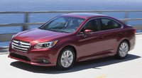 2015 Subaru Legacy, Front-quarter view, exterior, manufacturer, gallery_worthy