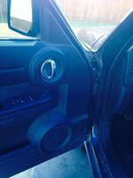 Picture of 2011 Dodge Nitro Heat, interior