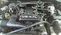 Picture of 2006 Toyota Sequoia SR5, engine