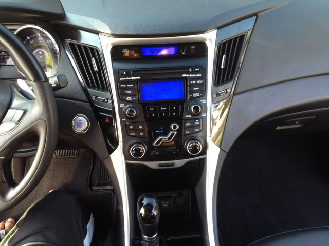 Picture of 2012 Hyundai Sonata 2.0T Limited FWD, interior, gallery_worthy