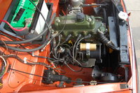 Picture of 1960 Morris Minor, engine