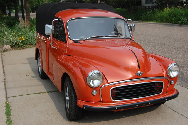 Picture of 1960 Morris Minor