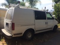 Picture of 1999 Chevrolet Astro 3 Dr LS Passenger Van Extended, exterior