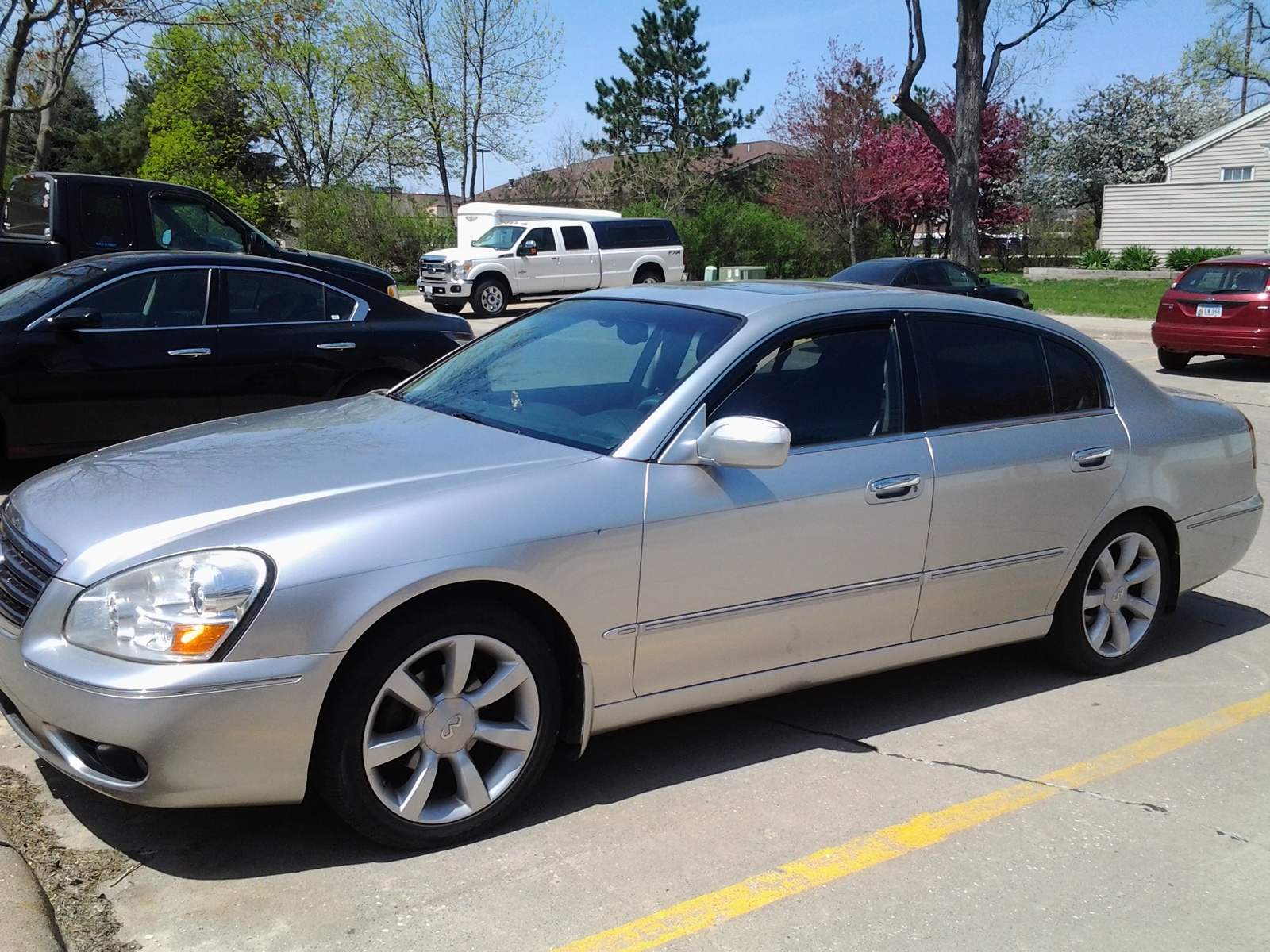 Picture of 2005 Infiniti Q45 4 Dr STD Sedan