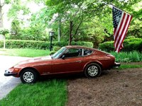 1978 Nissan 280ZX Overview