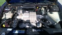 Picture of 1995 Buick Riviera Supercharged Coupe, engine
