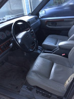 Picture of 1995 Volvo 960 Sedan, interior