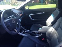 Picture of 2013 Honda Accord Coupe EX-L, interior