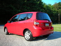 Picture of 2008 Honda Fit Base, exterior, gallery_worthy