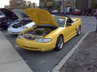 Picture of 1998 Ford Mustang SVT Cobra 2 Dr STD Convertible, engine