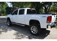 2013 GMC Sierra 1500 SLT Crew Cab 5.8 ft. Bed 4WD picture, interior
