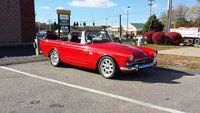 1966 Sunbeam Tiger Overview