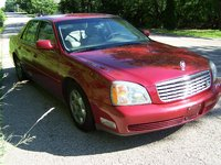 Picture of 2001 Cadillac DeVille Base