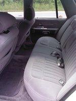Picture of 1989 Ford LTD Crown Victoria, interior