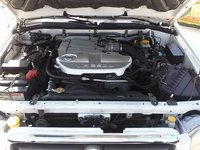 Picture of 2003 Nissan Pathfinder LE, engine