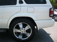 Picture of 2003 Nissan Pathfinder LE, exterior