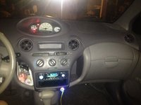 2002 Toyota ECHO 2 Dr STD Coupe picture, interior