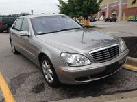 Picture of 2004 Mercedes-Benz S-Class 4 Dr S500 4MATIC AWD Sedan, exterior