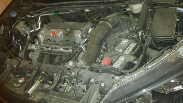 Picture of 2012 Honda CR-V EX, engine