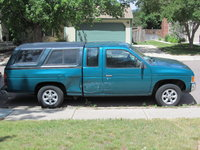 Picture of 1997 Nissan Truck SE Extended Cab SB, exterior