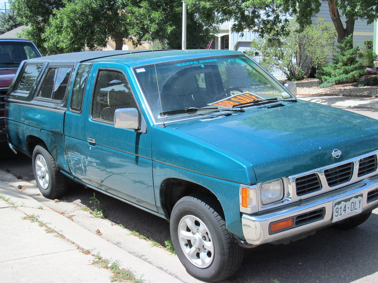 Picture of 1997 Nissan Truck SE Extended Cab SB