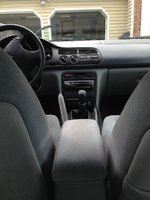 Picture of 1997 Honda Accord LX, interior