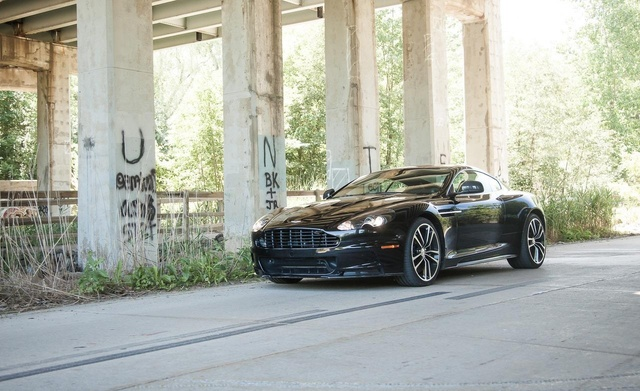 Picture of 2012 Aston Martin DBS Carbon Coupe RWD