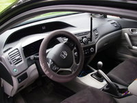 Picture of 2012 Honda Civic Coupe DX, interior