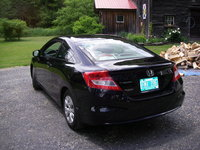 Picture of 2012 Honda Civic Coupe DX, exterior