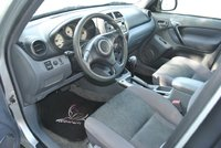 2003 Toyota RAV4 Base picture, interior