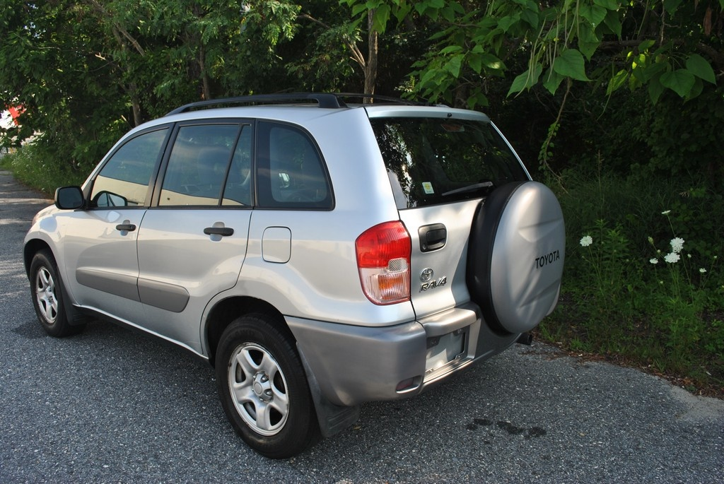 toyota rav4 2003 car - photo #35