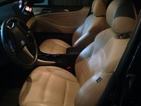 Picture of 2012 Hyundai Sonata Hybrid Base, interior