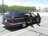 Picture of 1996 Buick Roadmaster Estate Wagon RWD, interior, gallery_worthy