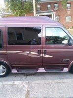 Picture of 1997 GMC Safari 3 Dr SLE AWD Passenger Van Extended, exterior