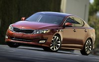 2015 Kia Optima, Front-quarter view, exterior, manufacturer