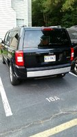 Picture of 2008 Jeep Patriot Limited, exterior