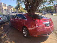 Picture of 2012 Cadillac CTS Coupe Performance, exterior