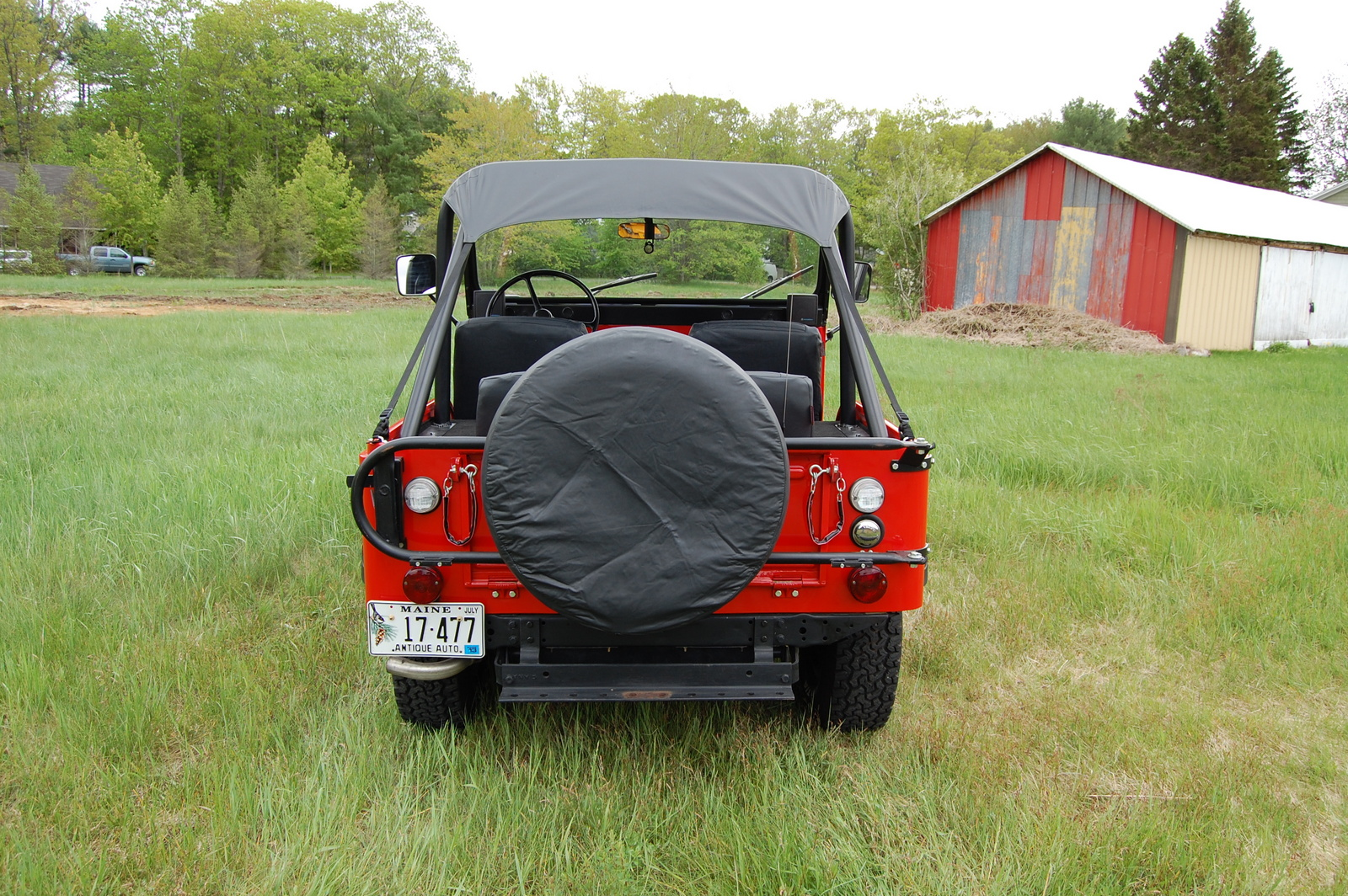 Picture of 1974 Jeep CJ5