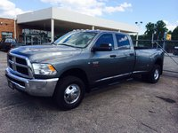 2012 Ram 3500 SLT Crew Cab 8 ft. Bed DRW 4WD, The Mule, exterior