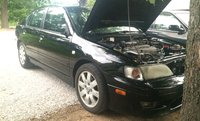Picture of 2002 Infiniti G20 4 Dr STD Sedan, exterior, engine