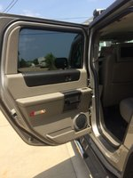 Picture of 2004 Hummer H2 Luxury, interior