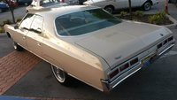 1971 Chevrolet Caprice Picture Gallery