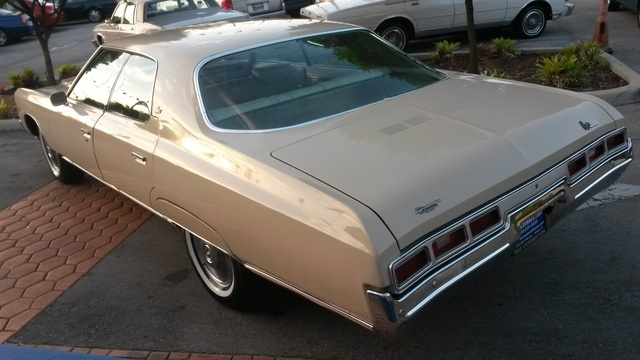 Picture of 1971 Chevrolet Caprice