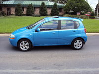 Picture of 2006 Chevrolet Aveo LT Hatchback FWD, exterior, gallery_worthy
