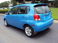 Picture of 2006 Chevrolet Aveo LT Hatchback, exterior