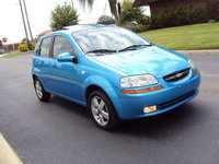 Picture of 2006 Chevrolet Aveo LT Hatchback, exterior, gallery_worthy